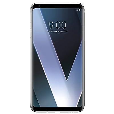 LG V30 H930 64GB Factory Unlocked 4G/LTE Smartphone (Cloud Silver) - International Version