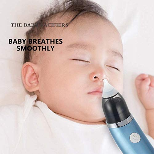 ouying1418 Baby Nasal Suction Cleaner Nose Nasal Infant Electric Suction Device Cleaner