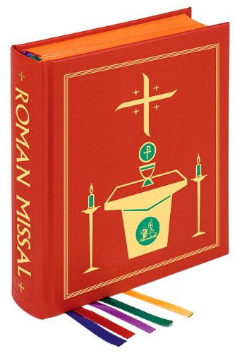 (The Roman Missal, 3rd Chapel Edition)