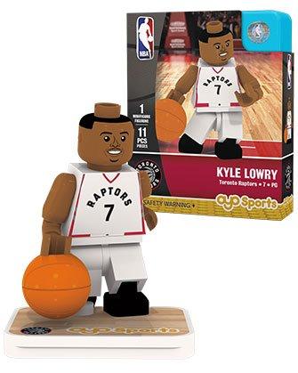 OYO Sports NBA Minifigure Toronto Raptors Kyle Lowry