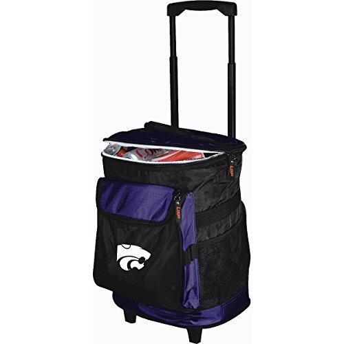 (Logo Chair Kansas State Wildcats Rolling Cooler)