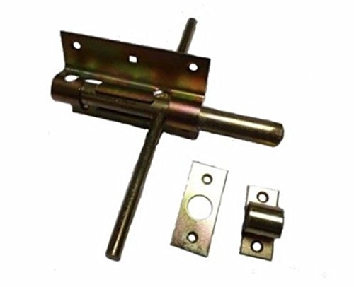 Tower Bolt Door Bolt Heavy Auto Gate Catches 150/16 Double Sided G U2013