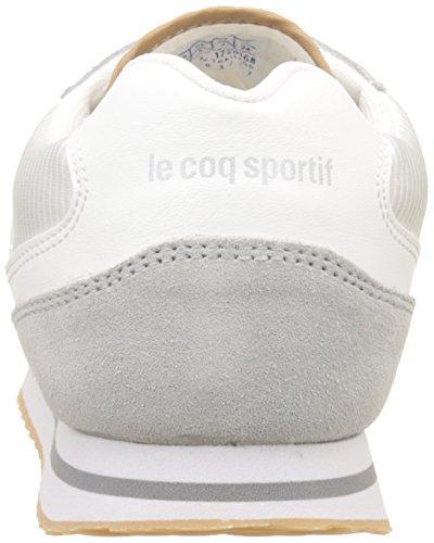 Grigio Bassi nylon Sportif Coq galet Formatori Louise Le Suede Donna optical White wa8qYnI