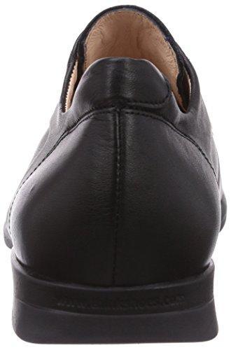 Think Pensa - Zapatos de cordones para hombre Negro