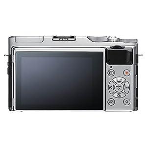 Fujifilm X-A5 Mirrorless Digital Camera w/XC15-45mmF3.5-5.6 OIS PZ Lens – Silver