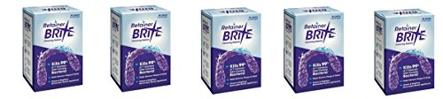 Retainer Brite 96 Tablets - 5 Box Pack