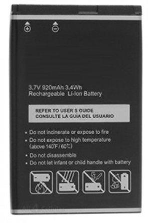 Replacement Battery for Pantech PBR-46A / PBR-C740 / BTR8B / BTR8 / 5HTP0282B0A / BLI-1093-.7 (Bulk Packaging) (Cell Phone Batteries Pantech)