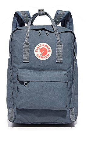Fjallraven - Kanken Laptop 15'', Heritage and Responsibility Since 1960, Graphite by Fjallraven