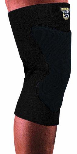 (Seirus Innovation Unisex Hyperflex Super Padded Knee, Black, Small)
