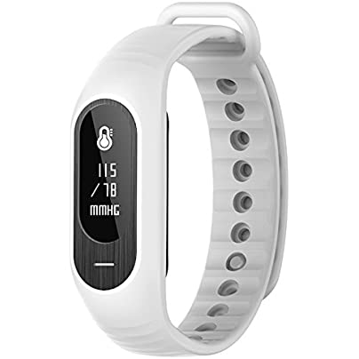 XXxx Smart wristbands B15P Smart band Heart Rate Tracker fitness White Estimated Price £78.86 -