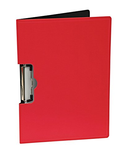 - Mobile Ops Portfolio Clipboard Horizontal RED (61642)