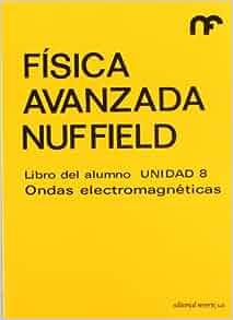 LIBRO ALUMNO. U-8. ONDAS ELECTROMAGNETIC: 9788429142389: Amazon.com