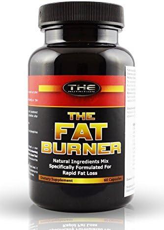 THE Fatburner - 60 Kapseln von THE Nutrition