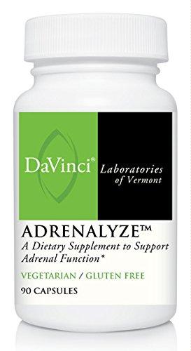 DaVinci Labs Adrenalyze, 90 Capsules Function Da Vinci Labs