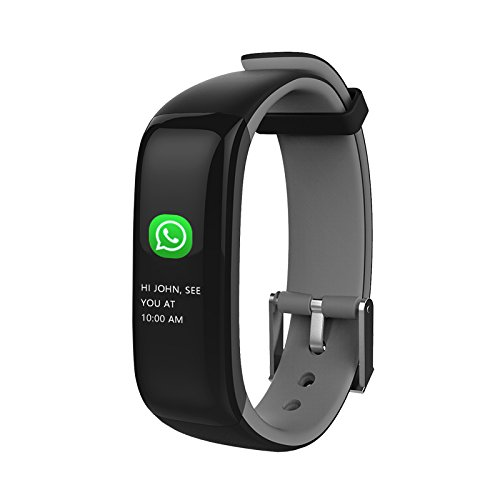GUOLIAN P1 Plus Smartwatch Pantalla a Color Pulsera Pulsómetro ...