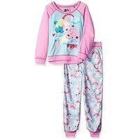 Num Noms Big Girls' Scented 2 Piece Sleepwear Set