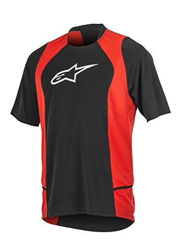 Amazon.com  Alpinestars Men s Drop 2 Short Sleeve Jersey  Clothing 5f363b277