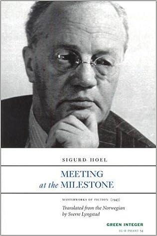 Meeting at the Milestone by Hoel, Sigurd, Lyngstad, Sverre (2001)