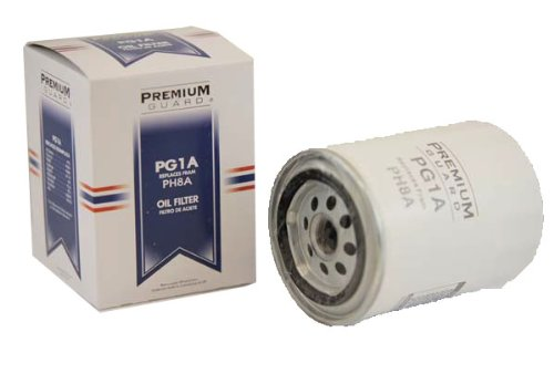 - Premium Guard PG1A Oil Filter