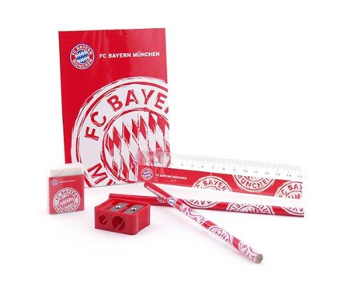 Schul Set FC Bayern München - FCB School Set / Conjunto de la escuela / Set école Schreibset