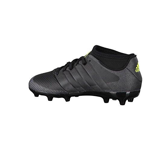 J Chaussures 16 CBLACK FG de adidas Ace SYELLO Primemesh CBLACK EU AG 3 Garçon Foot CwYxBS
