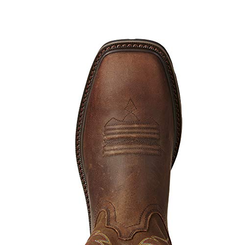 ARIAT Men's Groundbreaker Work Boot Brown Size 15 M Us