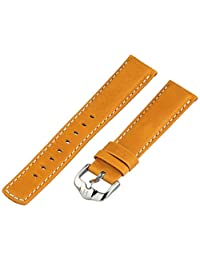 Hirsch 145021-70-20 20 -mm  Genuine Calfskin Watch Strap