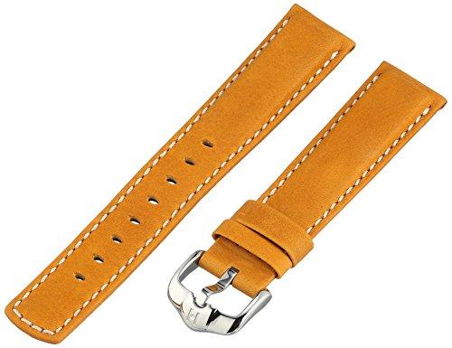 Hirsch 145021-70-20 20 -mm  Genuine Calfskin Watch Strap