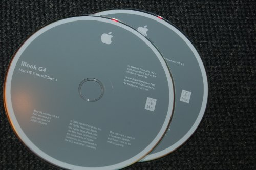 software for ibook g4 - 1