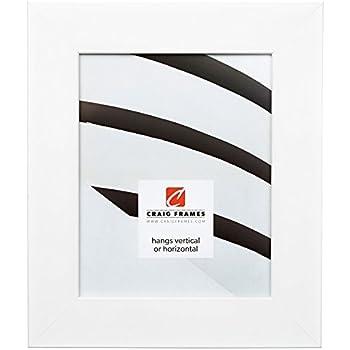 Amazon.com - ArtToFrames 17x23 inch Modern White Frame Picture Frame ...