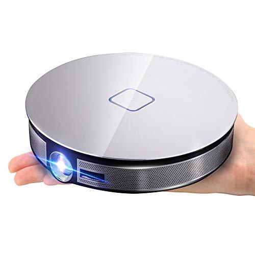 WANGLX ST D8S1 Projektor 3800 Lumen LED Video Beamer Mikro Multimedia Spieler Unterstützung 1080P Heimkino Büro…
