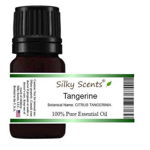 Tangerine Essential Oil  100% Pure Therapeutic Grade - 10 ML