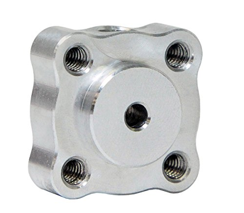 3 Way Shaft (3mm Bore Set Screw Hub)
