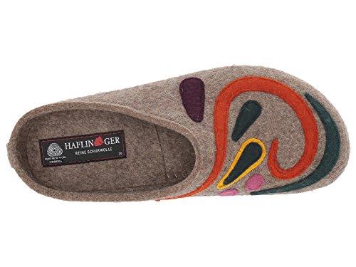 Haflinger Harmony Earth Womens Slippers Size 39M by Haflinger (Image #8)