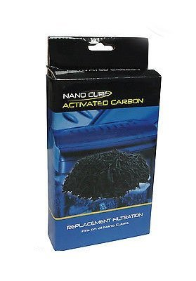 JBJ Lighting JB7325 Nano Aquarium Activated Carbon, 12-Gallon