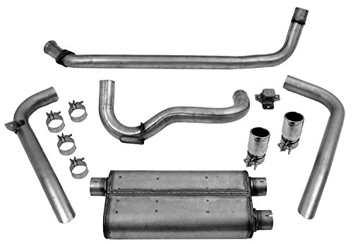 Dynomax 38512 VT Exhaust System Kit