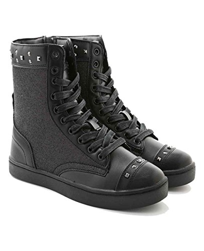 Pastry Military Glitz Sneaker Boot Dance Shoe Youth