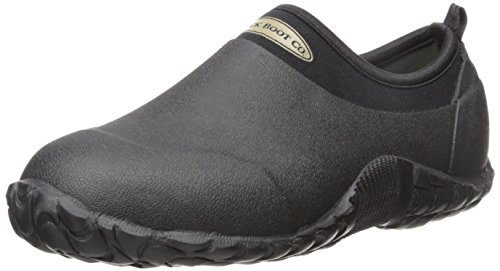 Muck Boots Edgewater Camp Hiking Shoe,Black,6 M US Mens