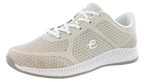 Easy Spirit Women's FAISAL2 Sneaker, Natural-Stucco, 8 M US