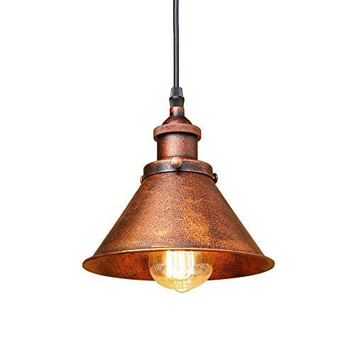 Lumans Vintage Industrial Nautical Barn Pendant Light Single Pendant Lamp Lighting Fixture Ceiling Light