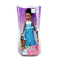Disney Princess Tiana Doll 4-Pcs. Carded Pack