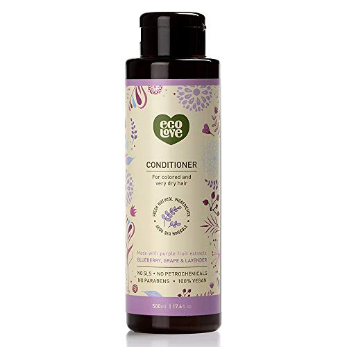 EcoLove Organic Conditioner Blueberry Lavender