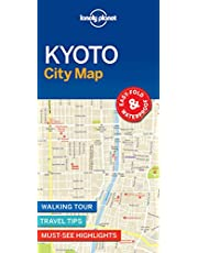 Lonely Planet Kyoto City Map 1 1st Ed.: 1st Edition