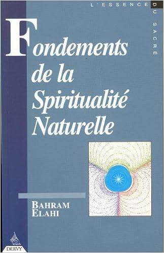 Amazon Fr Fondements De La Spiritualite Naturelle Bahram