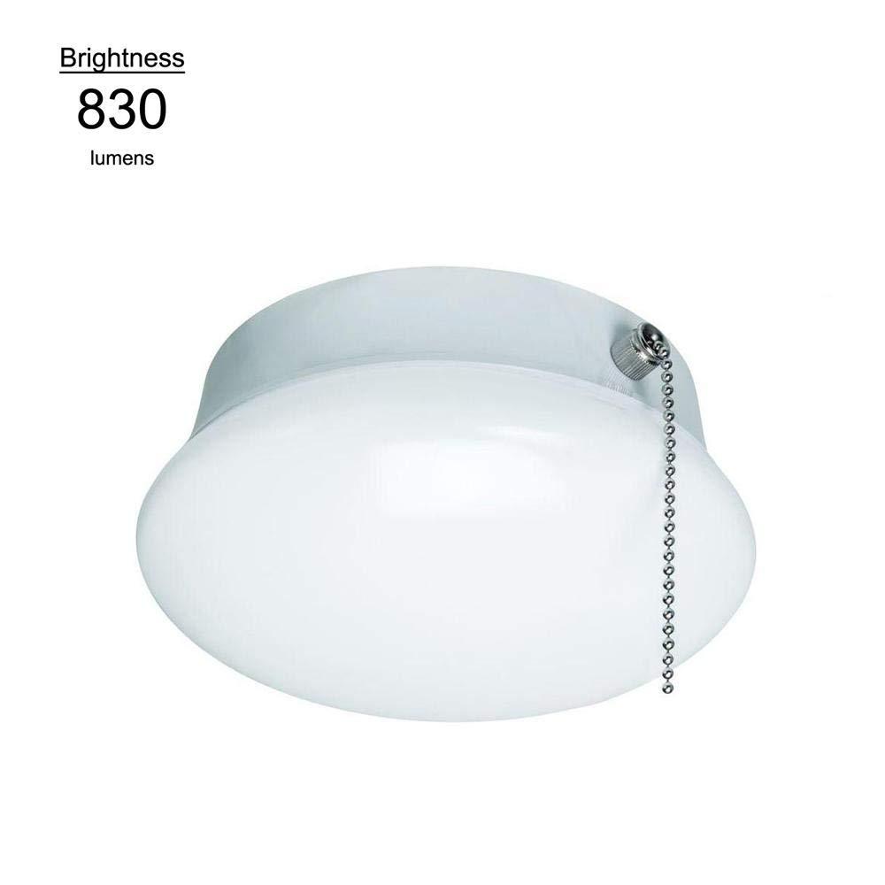 7 en. Led de color blanco brillante redonda de techo fácil ...