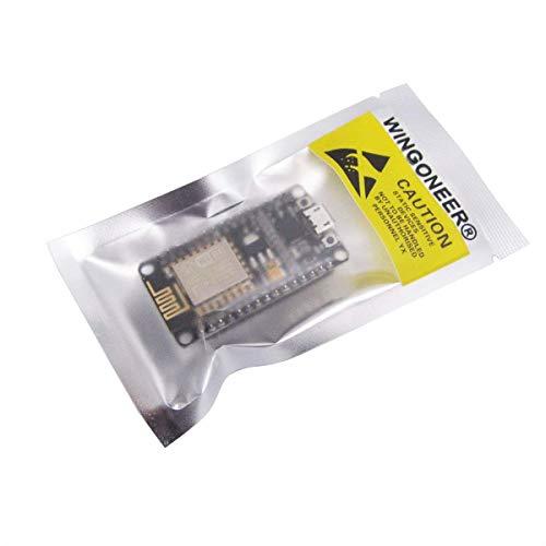 WINGONEER 3Pcs NodeMCU LUA WIFI Internet Development Board Based on ESP8266 CP2102 by WINGONEER® (Image #4)