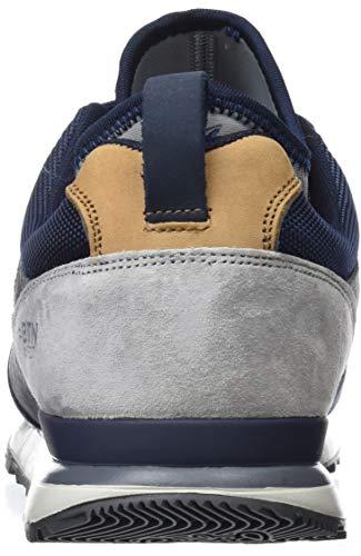 Pack Pepe 595 Navy Jeans Treck BTN Blau Herren Sneaker IUrqI