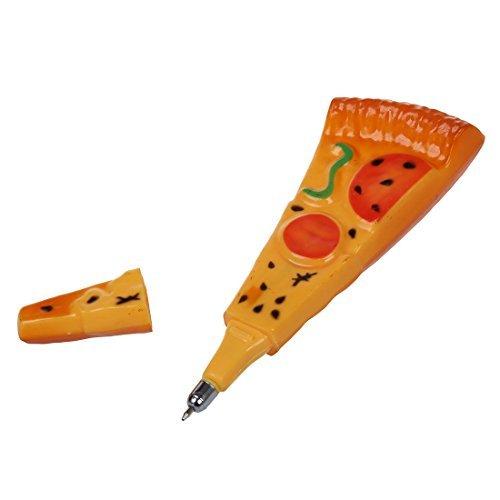 Divertente Pizza a sfera penna a sfera Penna con magnete