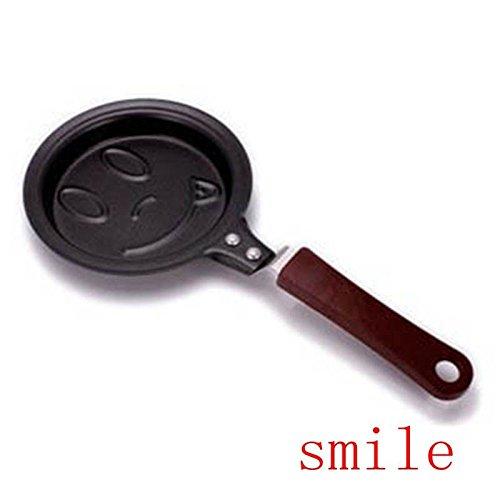 Unpre(TM) Fashion Egg Frying Pancakes Kitchen Pan with Stick Housewares Mini Pot DIY ping by Unpre (Image #6)