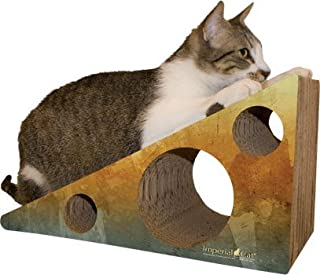 product image for Imperial Cat Wedge Scratch 'N Shape Scratch Pads, Large, Brown Watercolor